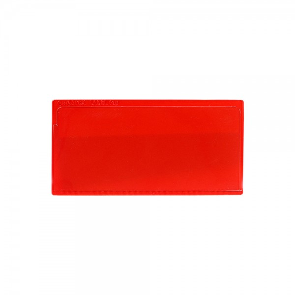 Etikettentasche Label TOP, selbstklebend, groß - 50 Stück