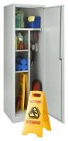 Reinigungsmittelschrank MSI 2506i, inklusive Aufsteller