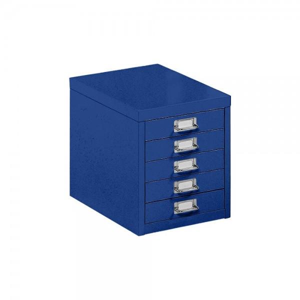 Schubladenschrank DIN A4, 5 Schübe