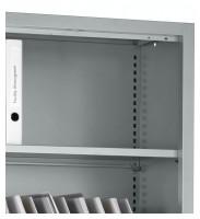 Fachböden für Stahlschrank MS iCONOMY, 2er-Pack