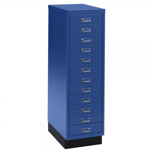 Schubladenschrank DIN A4, 12 Schübe