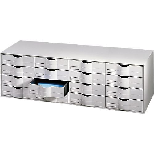 Schubladenbox Paperflow, 16 Schubladen