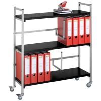 Bürowagen SZ Metall, 3 Etagen