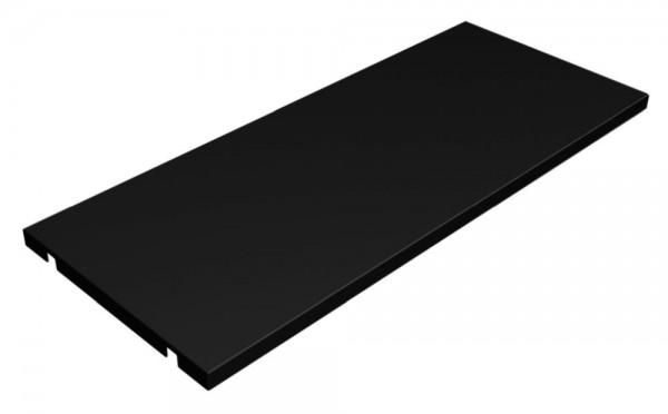 Metallfachböden für Rollladenschrank Paperflow, 2er-Pack