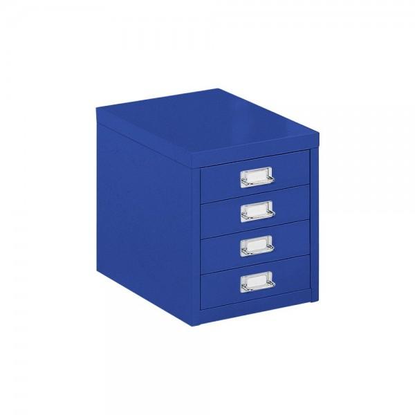 Schubladenschrank DIN A4, 4 Schübe